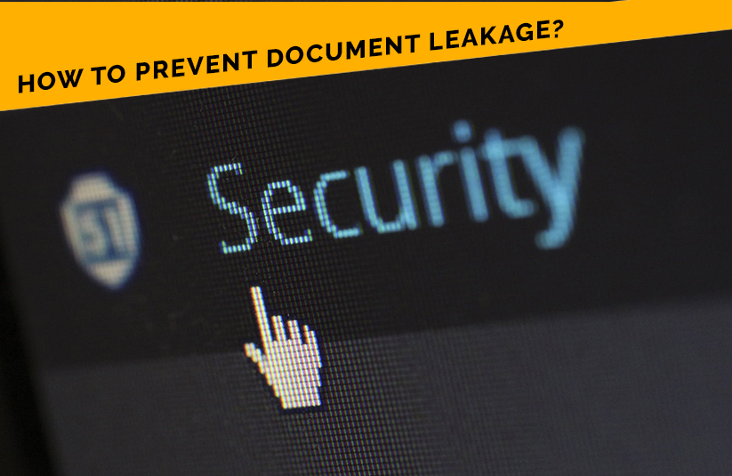Information Leakage Prevention