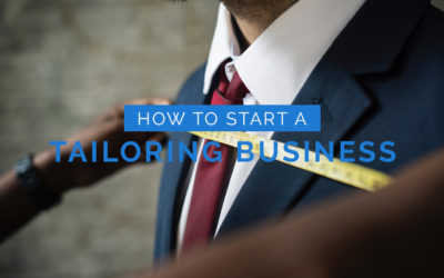 How To Start a Tailoring Business?