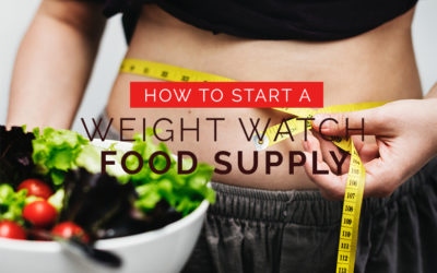 How To Start a Weight Watch Food Supply?