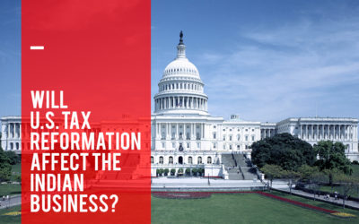 Will US Tax Reformation Affect Indian Businesses?