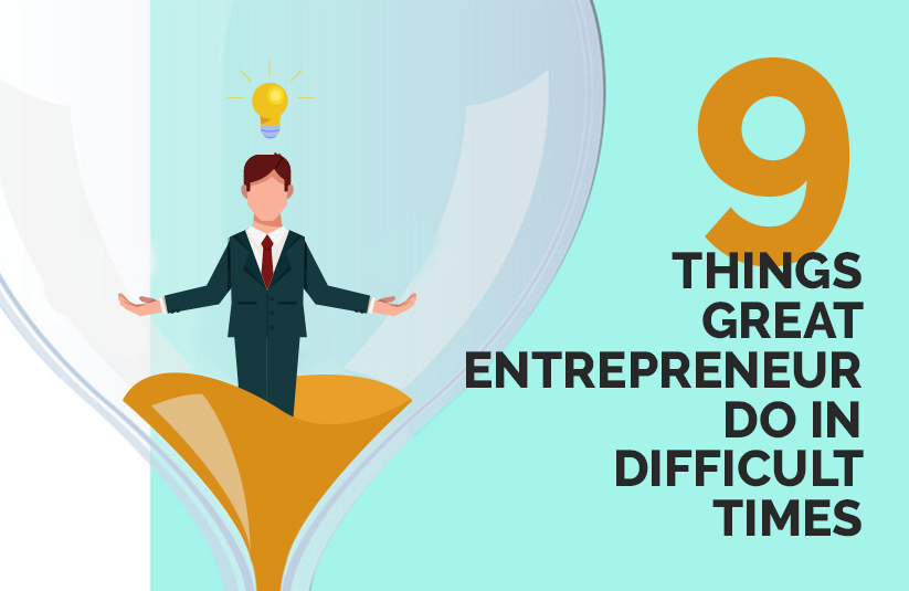 entrepreneur difficulties - Market Research Companies