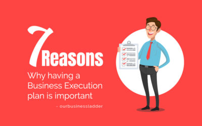 7 Reasons Why Having a Business Execution Plan is Important