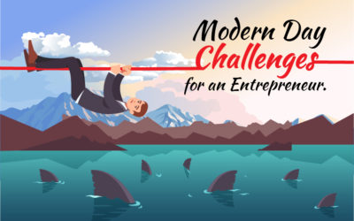 Modern Day Challenges of an Entrepreneur