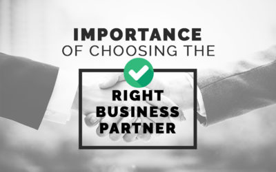 Importance of Choosing the Right Business Partner