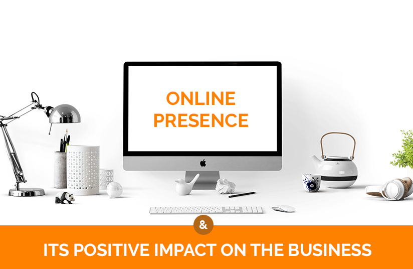 Sự hiện diện trực tuyến và tác động tích cực của nó đối với doanh nghiệp