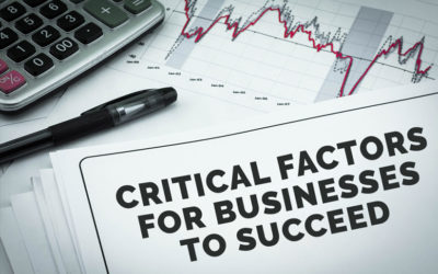 Critical Factors for Businesses to Succeed