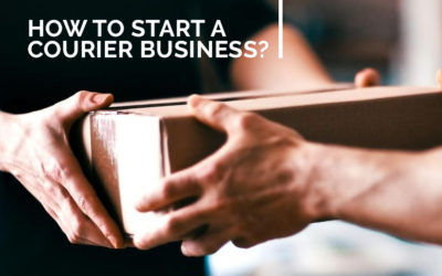 How to Start a Courier Business?