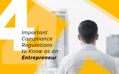 4 Important Compliance Regulations To Know as an Entrepreneur
