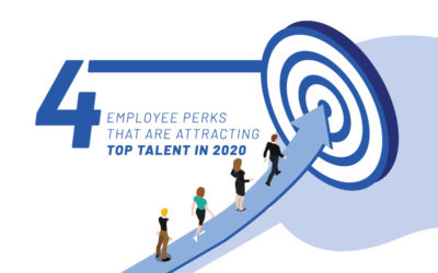 4 Employee Perks That Are Attracting Top Talent in 2020