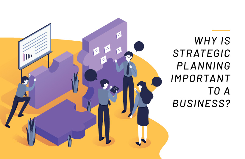 Why is Strategic Planning Important to a Business ?