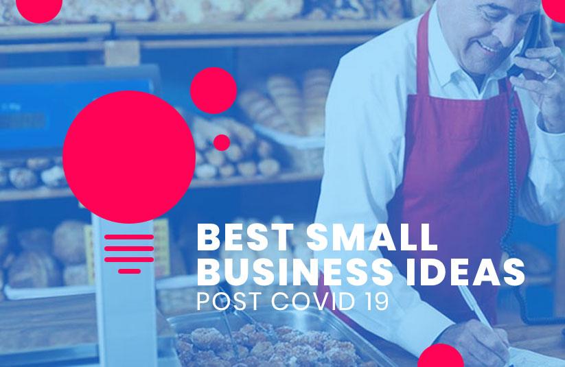 Bài đăng ý tưởng kinh doanh nhỏ tốt nhất COVID-19
