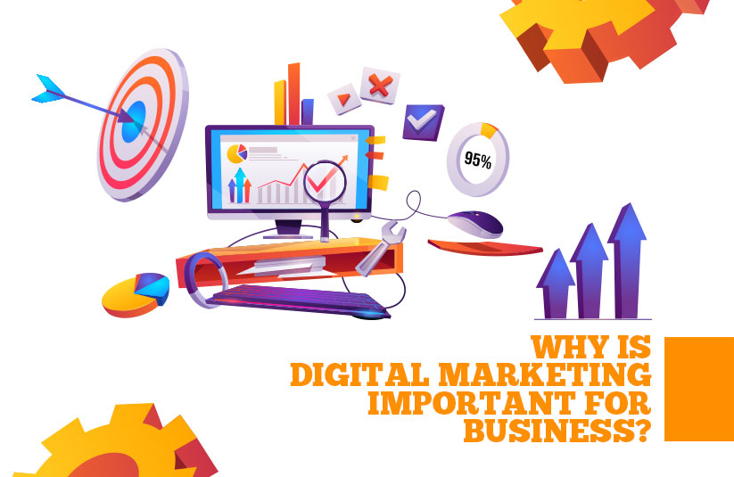 Why is Digital Marketing Important for Business?
