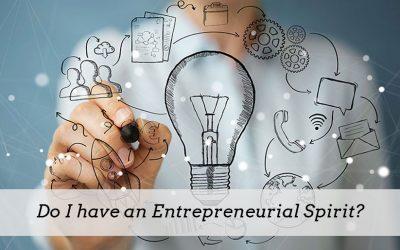 An Entrepreneurial Spirit