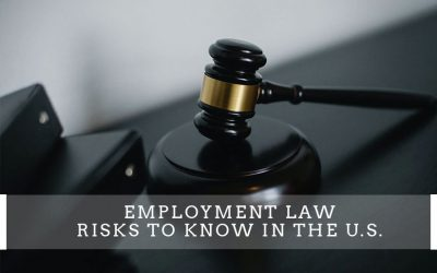 Employment Law Risks to Know in the US